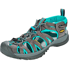Keen Whisper Sandales Femme, dark shadwo/ceramic